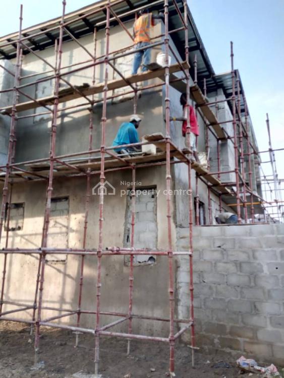Luxury Semi Detached Duplex, Atlantis  3 Estate, Lekki, Lagos, Semi-detached Duplex for Sale