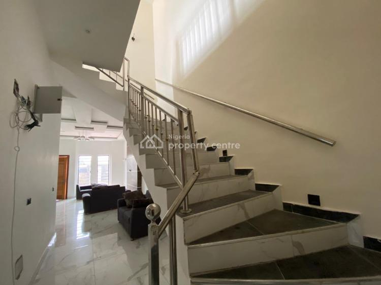 Luxury Four Bedrooms Semi-detached Duplex with Excellent Facilities, Ikate Elegushi, Lekki Phase 1, Lekki, Lagos, Semi-detached Duplex for Sale