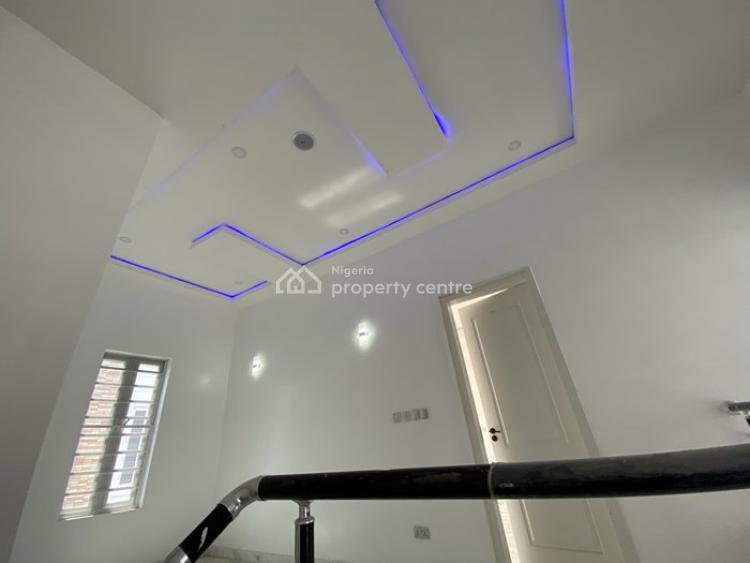 Luxury 4 Bedroom Duplex with Bq, Osapa, Lekki, Lagos, Detached Duplex for Sale