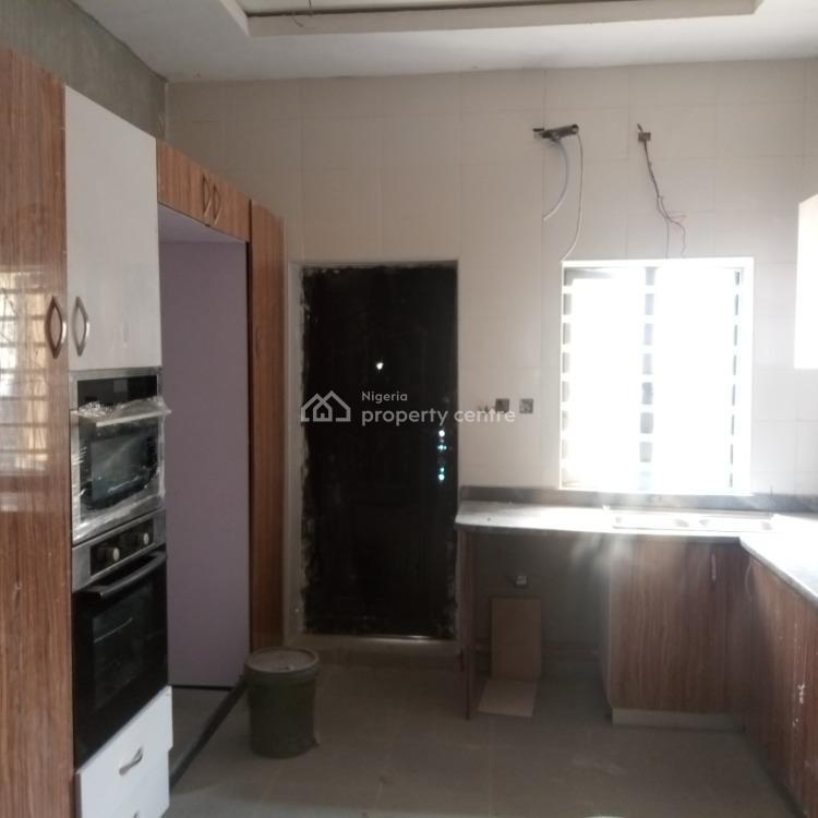 4 Bedroom Semi Detached House, Orchid Road, Lekki Phase 2, Lekki, Lagos, Semi-detached Duplex for Sale