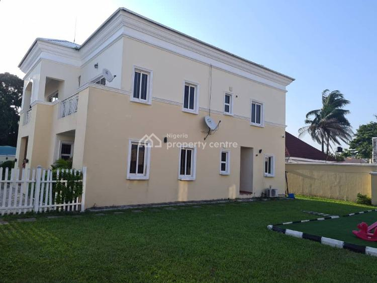 Luxurious 5 Bedrooms House Plus 2 Rooms Bq, Glover Road, Old Ikoyi, Ikoyi, Lagos, Detached Duplex for Sale