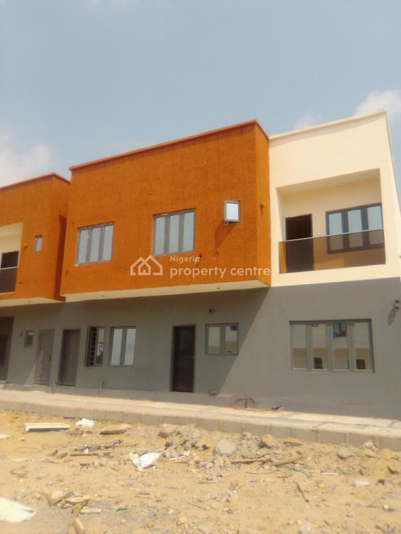 4 Bedroom Semi Detached Duplex with Spacious Rooms, Bq, Orchid, Lekki Phase 2, Lekki, Lagos, Semi-detached Duplex for Sale