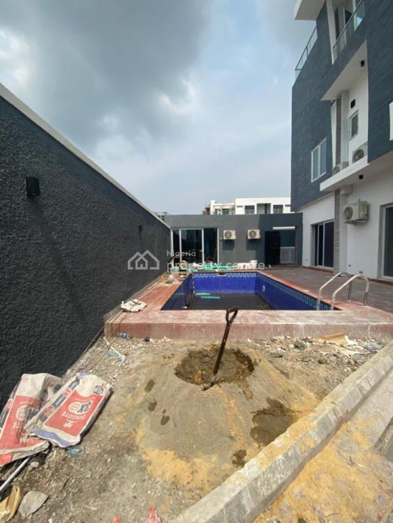 Newly Built 5 Bedroom Fully Detached Duplex with a Bq;, Ikoyi, Lagos, Detached Duplex for Sale