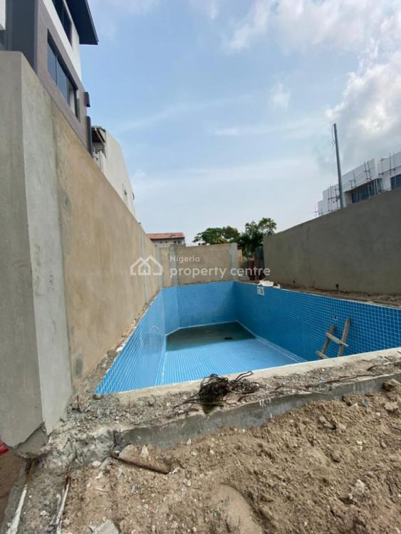 Newly Built 5 Bedroom Fully Detached Duplex with 2 Rooms Bq, Banana Island, Ikoyi, Lagos, Detached Duplex for Sale