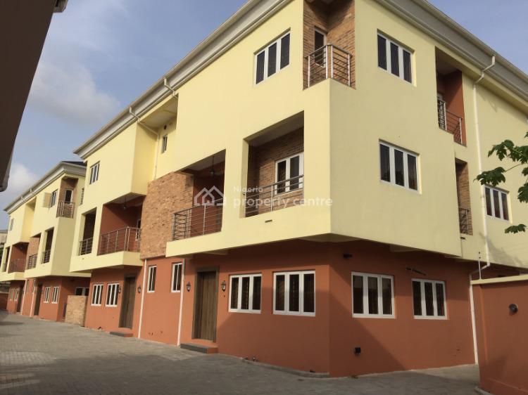 4 Bedroom Semi-detached Duplex, Adeyemi Lawson, Ikoyi, Lagos, Flat for Rent