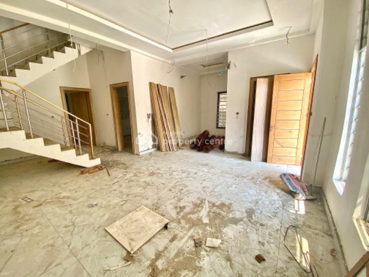 Brand New 4 Bedrooms +1 Bq Semi Detached Duplex, Chevon, Lekki, Lagos, Semi-detached Duplex for Sale