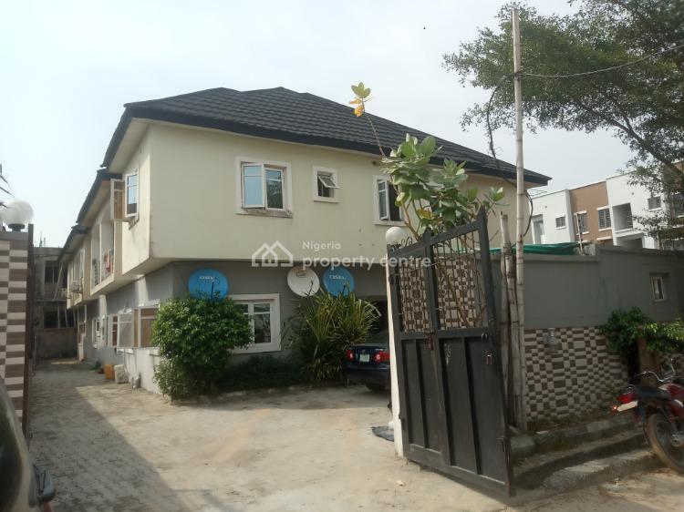 2 Bedroom Flat, Ajayi Alaba, Ilasan, Lekki, Lagos, Flat for Rent