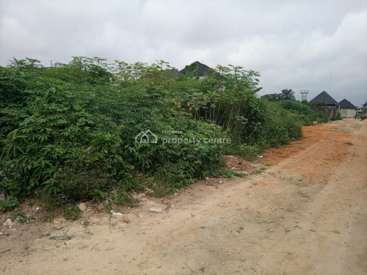 Well Located Dry and Firm One Plot of  Land, Conerstone, Uzuoba, Port Harcourt, Rivers, Residential Land for Sale