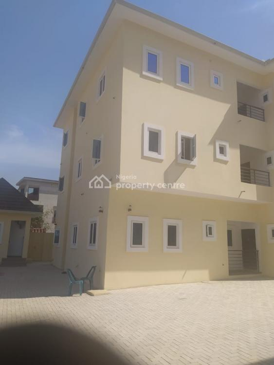 Brand New Spacious and Affordable 3 Bedrooms, Tarred Road, Jahi, Abuja, Flat for Sale