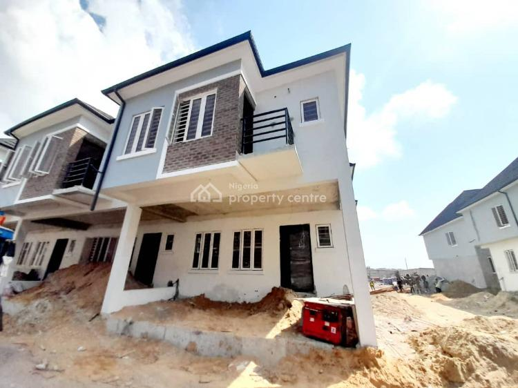 Serviced 3bedroom Terrace Duplex with 24hrs Electricity, Orchid Road Lekki Lagos, Lekki, Lagos, Terraced Duplex for Sale