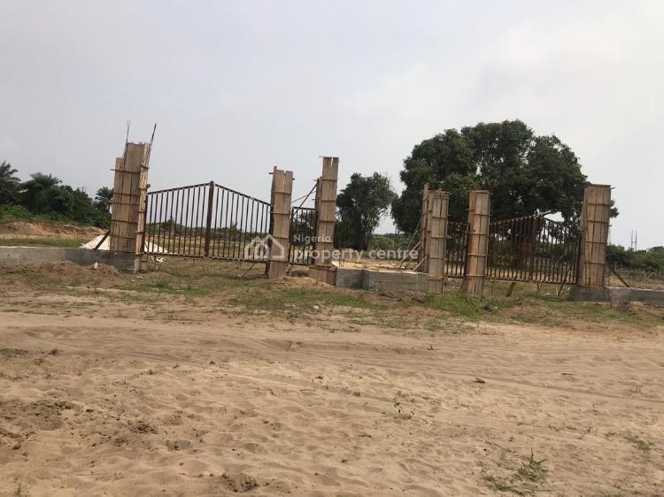 Land, Igando Area, Before Eleko Junction Ayhomes and Garden, Igando Orudu, Ibeju Lekki, Lagos, Mixed-use Land for Sale
