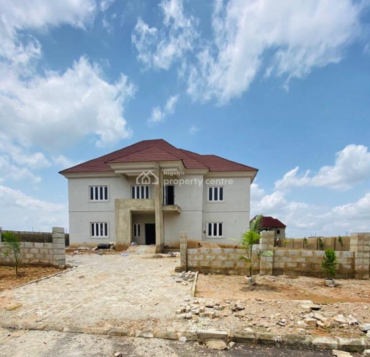 Estate Land: 750sqmtr Land for a 5bedroom Detached Duplex with 2 Bq, 5mins Drive From Azman Fuel Station Close to Charly Boy Residence., Karsana, Abuja, Residential Land for Sale
