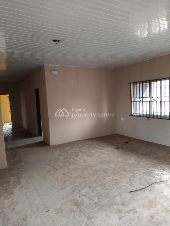 Newly Renovated 3 Bedroom Flat, Tejumola Area, Egbeda, Alimosho, Lagos, Flat for Rent