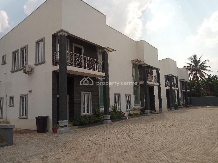 4 Bedroom Terrace with a Room Bq, Ikeja Gra, Ikeja, Lagos, Terraced Duplex for Sale