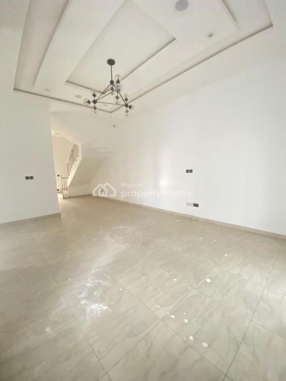 Brand New 4 Bedroom Semi Detached Duplex, Osapa London, Osapa, Lekki, Lagos, Semi-detached Duplex for Sale