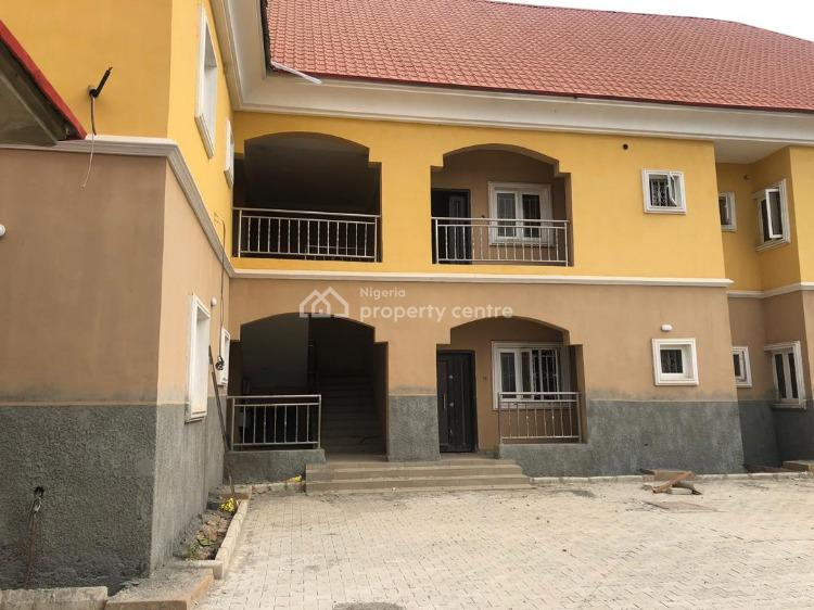 Newly Built Luxury 3 Bedroom Fully Finished and Fully Serviced, Gaduwa Estate, Lokogoma District, Abuja, Flat for Rent