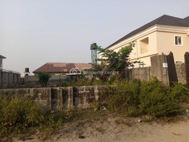 Dry, Fenced Full Plot with Gazette, Beside Mayfair Garden, Awoyaya, Ibeju Lekki, Lagos, Residential Land for Sale
