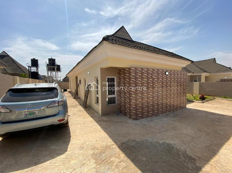 Newly Built Luxury 3 Bedroom Fully Finished and Fully Serviced, Galadimawa Estate, Lokogoma District, Abuja, Detached Bungalow for Rent