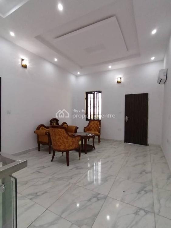 Furnished 4 Bedroom Semi-detached Duplex with a Room Bq, 2nd Toll Gate, Lekki, Lagos, Semi-detached Duplex for Sale