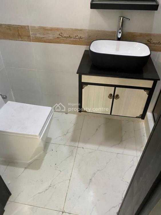 4 Bedroom Semi Detached Duplex with B/q, Ikate, Lekki, Lagos, Semi-detached Duplex for Rent