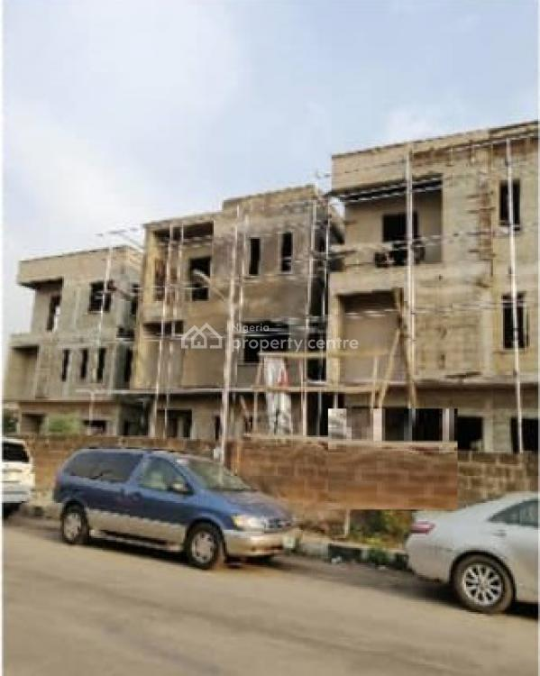an Off Plan 5 Bedroom Detached Duplex with Attached Bq, Ikeja, Lagos, Detached Duplex for Sale