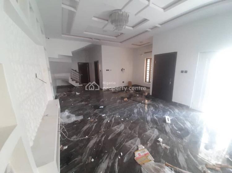 Spacious 4 Bedroom Semi Detached Duplex with Maids Room, Agungi, Lekki, Lagos, Semi-detached Duplex for Sale