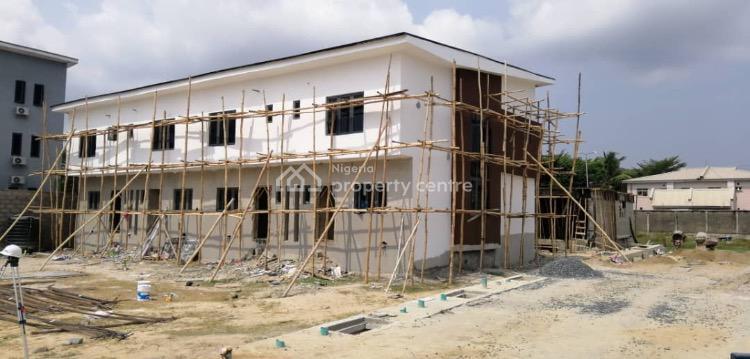 Deposit 30% and Spread Balance in 12months, Opp Nicon Town Lekki , Behind Romey Gardens, Lekki, Lagos, Terraced Bungalow for Sale