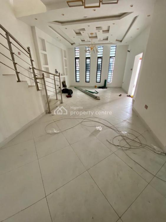 Awesome 4 Bedroom Semi Detached Duplex, Agungi, Lekki, Lagos, Semi-detached Duplex for Sale