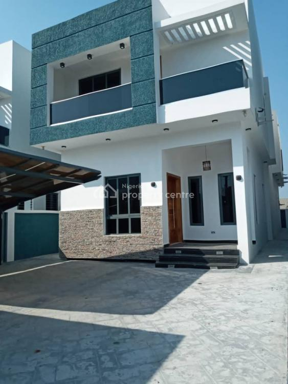 5 Bedroom Fully Detached with a Room Bq, Chisco, Ilasan, Lekki, Lagos, House for Rent