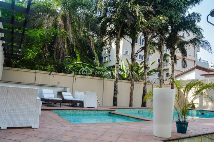 Luxury, Furnished and Fully Serviced 3 Bedroom Apartment, Off Alfred Rewane, Old Ikoyi, Ikoyi, Lagos, Flat for Rent