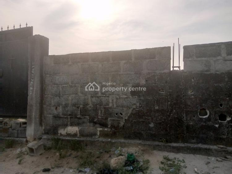a Plot Fenced and Gated, Estate, Bogije, Ibeju Lekki, Lagos, Residential Land for Sale