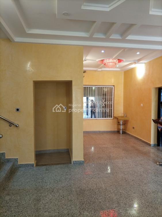 a Beautifully Finished 5 Bedroom Fully Detached Duplex, River Park Cluster 4, Lugbe District, Abuja, Detached Duplex for Rent