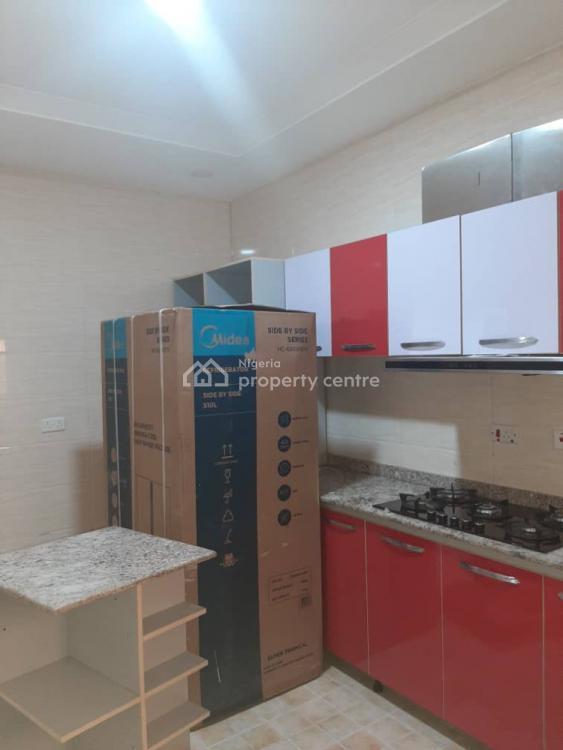 Block of Terrace Duplex, Adeniyi Jones, Ikeja, Lagos, Terraced Duplex for Sale