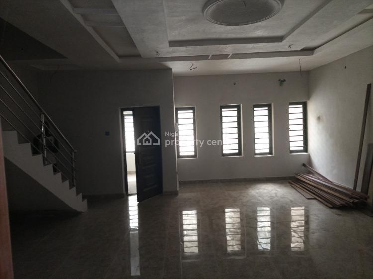Exquisite 4 Bedroom + 2 Living Rooms Terrace Triplex + Bq (serviced), Lekki Scheme 2, Ajah, Lagos, Terraced Duplex for Sale
