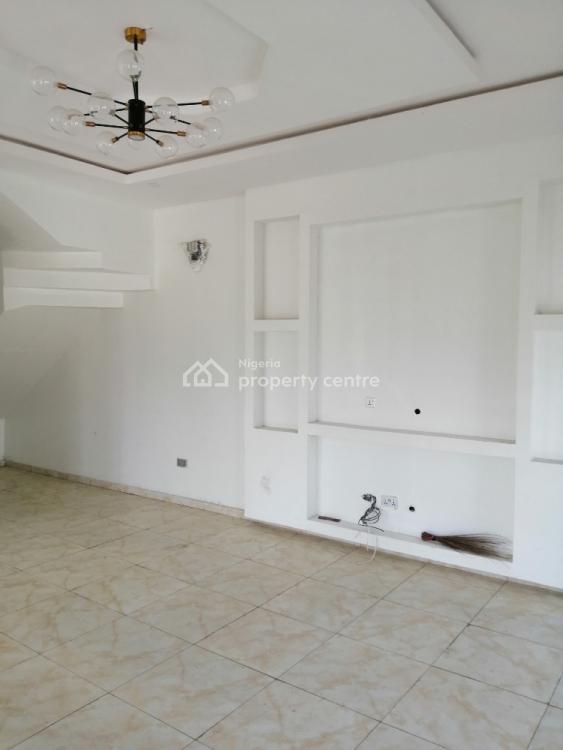 Detached 4 Bedroom Duplex with a Bq, Orchid Hotel Road By Lekki Conservation Centre, Lekki, Lagos, Semi-detached Duplex for Rent