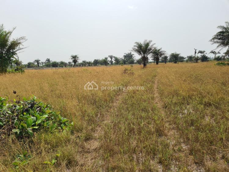 Serviced Estate with Fencing and Gate House, Less Than 5 Minutes to La Campaigne Tropicana, New Lagos, Folu Ise, Ibeju Lekki, Lagos, Residential Land for Sale