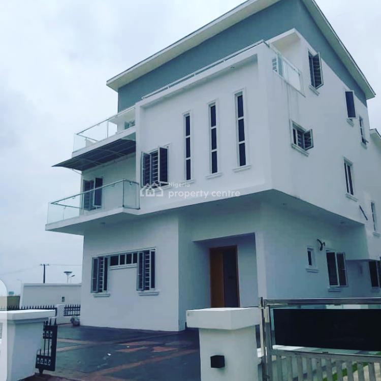 5 Bedroom Fully Detached House with 2 Rooms Pent House, Arcadia Groove Estate, Osapa, Lekki, Lagos, Detached Duplex for Rent