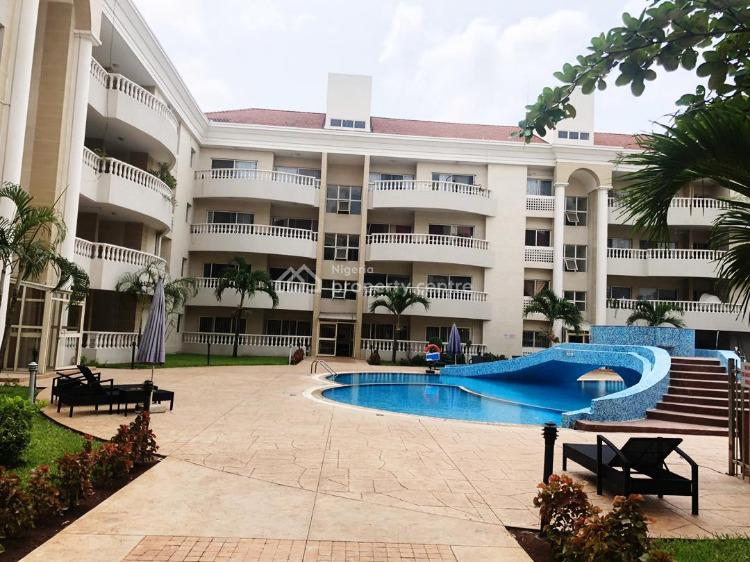 Fully Serviced 3 Bedroom Apartment, Off Bourdilon, Old Ikoyi, Ikoyi, Lagos, Flat for Rent