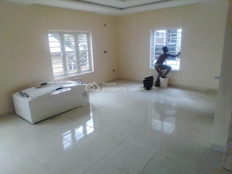 Brand New Executive 5 Bedroom Fully Detached Duplex with  Bq and Fi, Gra  Phase 2 Shagisha, Gra, Magodo, Lagos, Detached Duplex for Sale