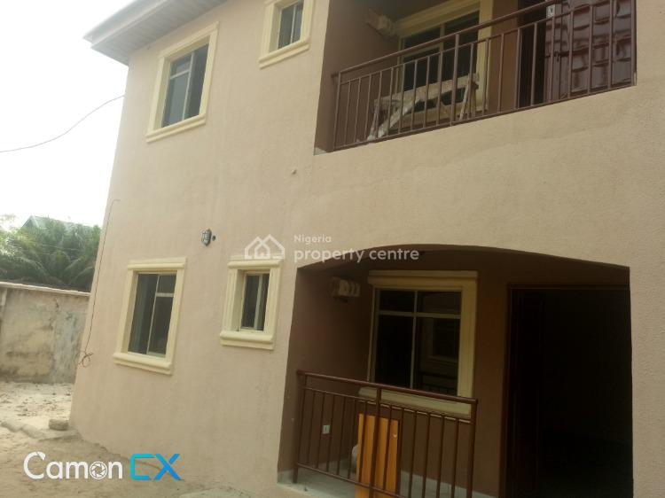 Brand New Building. 4 Units 2 Bedroom Flat, Badore, Ajah, Lagos, Flat for Rent