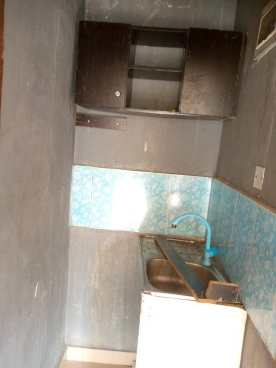a Very Sharp Room Self Contained, Aptech Estate Sangotedo, Lekki, Lagos, Self Contained (single Rooms) for Rent