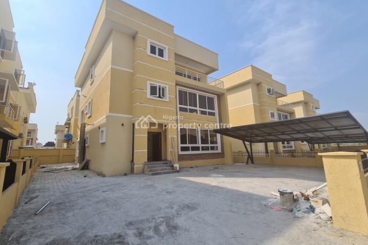 Tastefully Finished 6 Bedroom Fully Detached House with Bq, Osapa, Lekki, Lagos, Detached Duplex for Sale