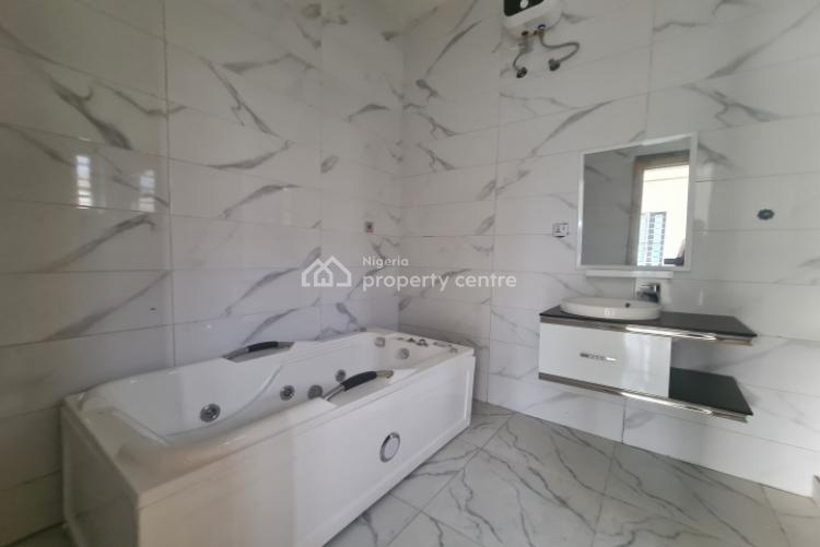 Luxury 5 Bedroom Semi-detached Duplex with Bq, Canal West Estate, Osapa, Lekki, Lagos, Semi-detached Duplex for Sale