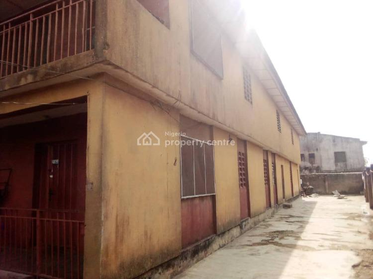 4 Units of Mini Flat, Ajegunle Bus-stop, Alagbado, Abeokuta Expressway, Agege, Lagos, Detached Duplex for Sale