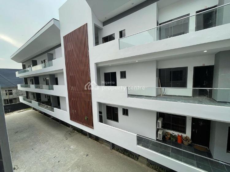 Newly Built 4 Bedroom Maisonette (carcass);, Ikate, Lekki, Lagos, House for Sale