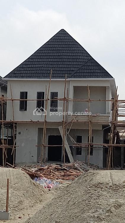 4 Bedroom Detached Duplex, Conservative Rd, Lekki, Lagos, House for Sale