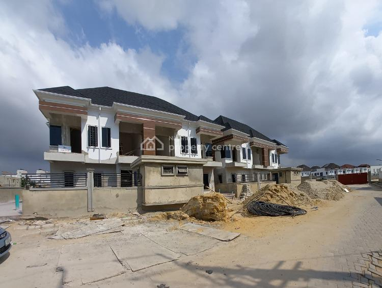 4 Bedroom Semi-detached Duplex, Off Orchid Road By Orchid Hotel, Lekki, Lagos, House for Sale