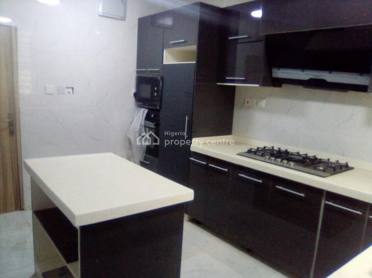 4 Terraced Duplex with Bq, Chevron, Lekki, Lagos, Terraced Duplex for Sale