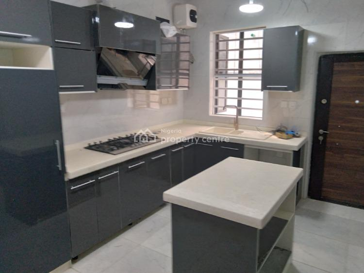 Brand New Serviced 4-bedroom Terrace House with 24 Hours Power, Chevron Drive, Lekki, Lagos, Terraced Duplex for Sale