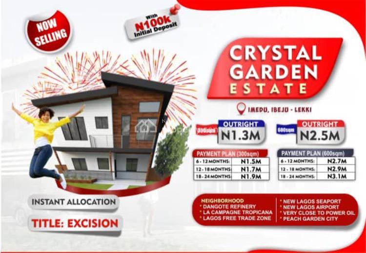 Luxury Land, Orimedu, Ibeju Lekki, Lagos, Mixed-use Land for Sale